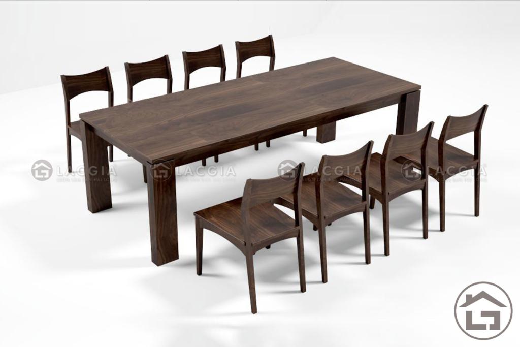 1 2 1024x683 - Bàn ghế ăn gỗ tự nhiên giá rẻ ở đơn vị nào tốt nhất?