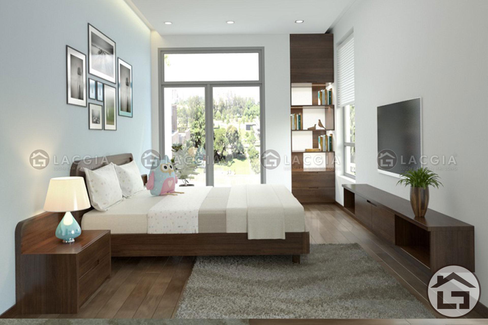 1 4 - Giường kiểu nhật GN02