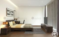 1 6 240x152 - Giường gỗ đơn giản GN05