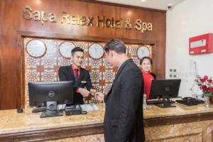 133280629 300x200 - Thiết kế & thi công nội thất khách sạn 4 sao Sapa Relax Hotel & Spa