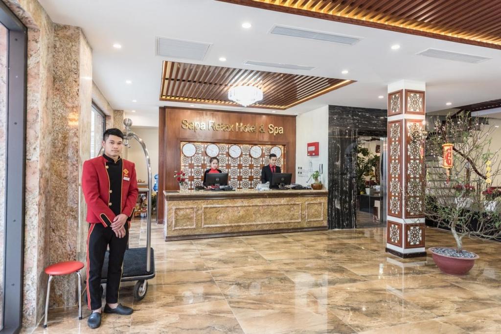 133280642 1024x683 - Thiết kế & thi công nội thất khách sạn 4 sao Sapa Relax Hotel & Spa