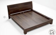 2 6 240x152 - Giường gỗ đơn giản GN05