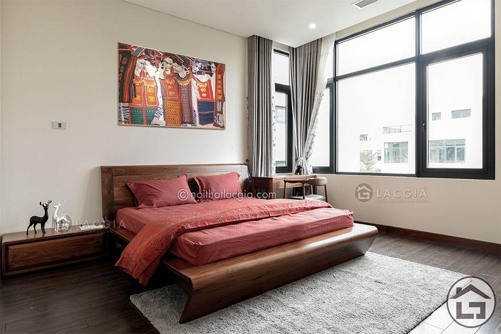 2 8 - 3 Mẫu thiết kế và thi công nội thất cho chung cư 60m2