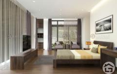 3 5 240x152 - Giường gỗ đơn giản GN05