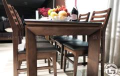 4 1 240x152 - Bàn ghế ăn gỗ BA03
