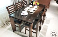 7 1 240x152 - Bàn ghế ăn gỗ BA03