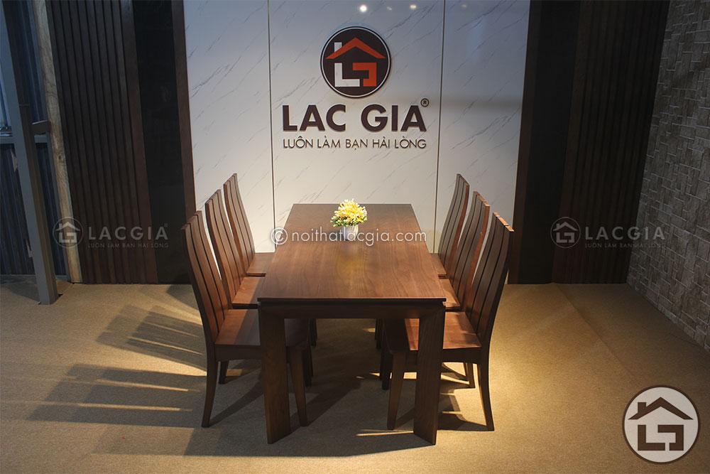 7 3 - Bàn ghế ăn gỗ cao cấp BA20
