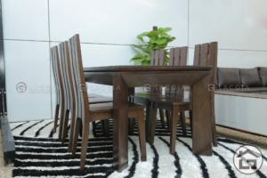 BAN AN BA07 300x200 - Bàn ghế ăn gỗ hiện đại BA07