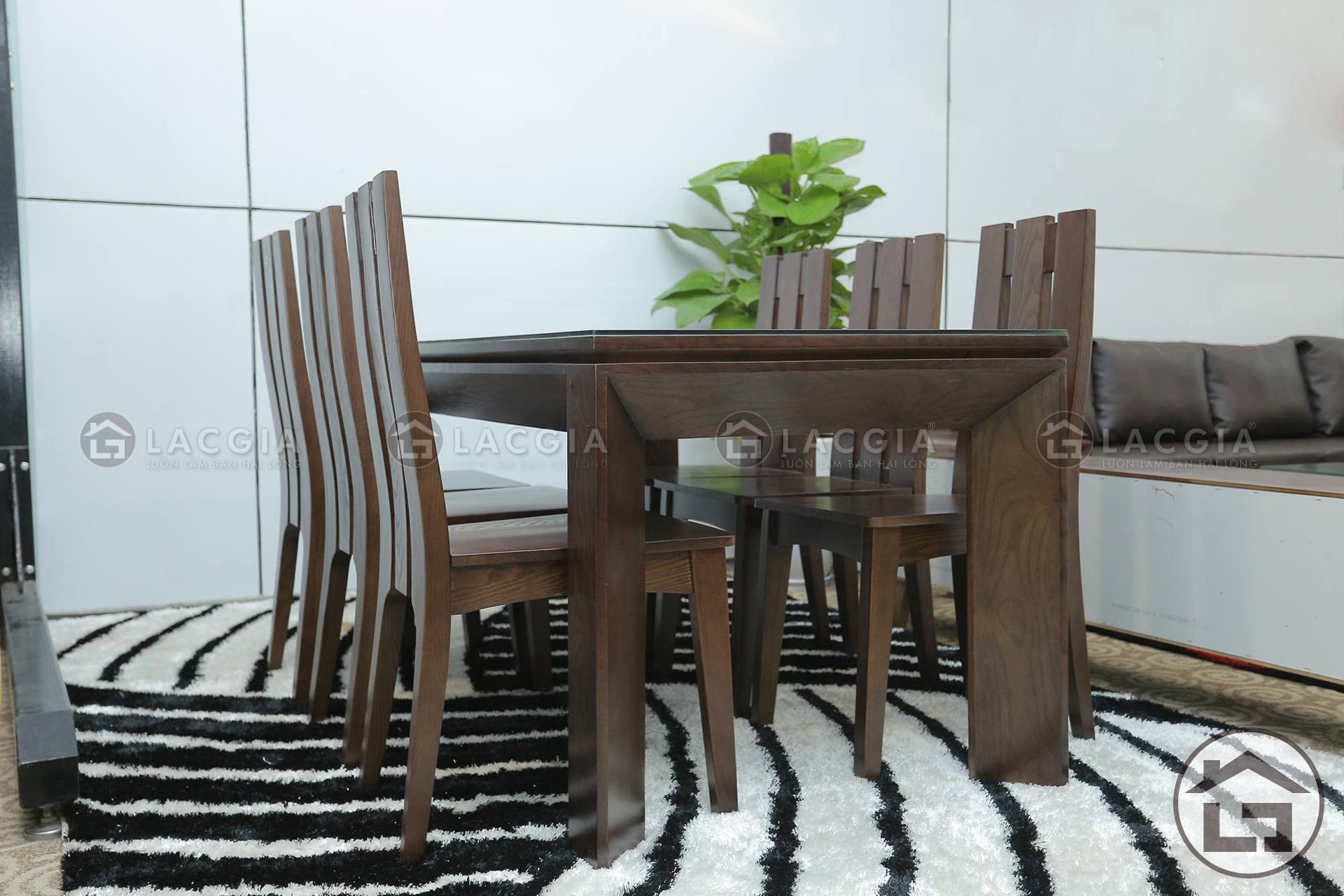 Nên chọn bàn ăn gỗ công nghiệp hay bàn ăn gỗ tự nhiên cho phòng bếp - Ảnh 6