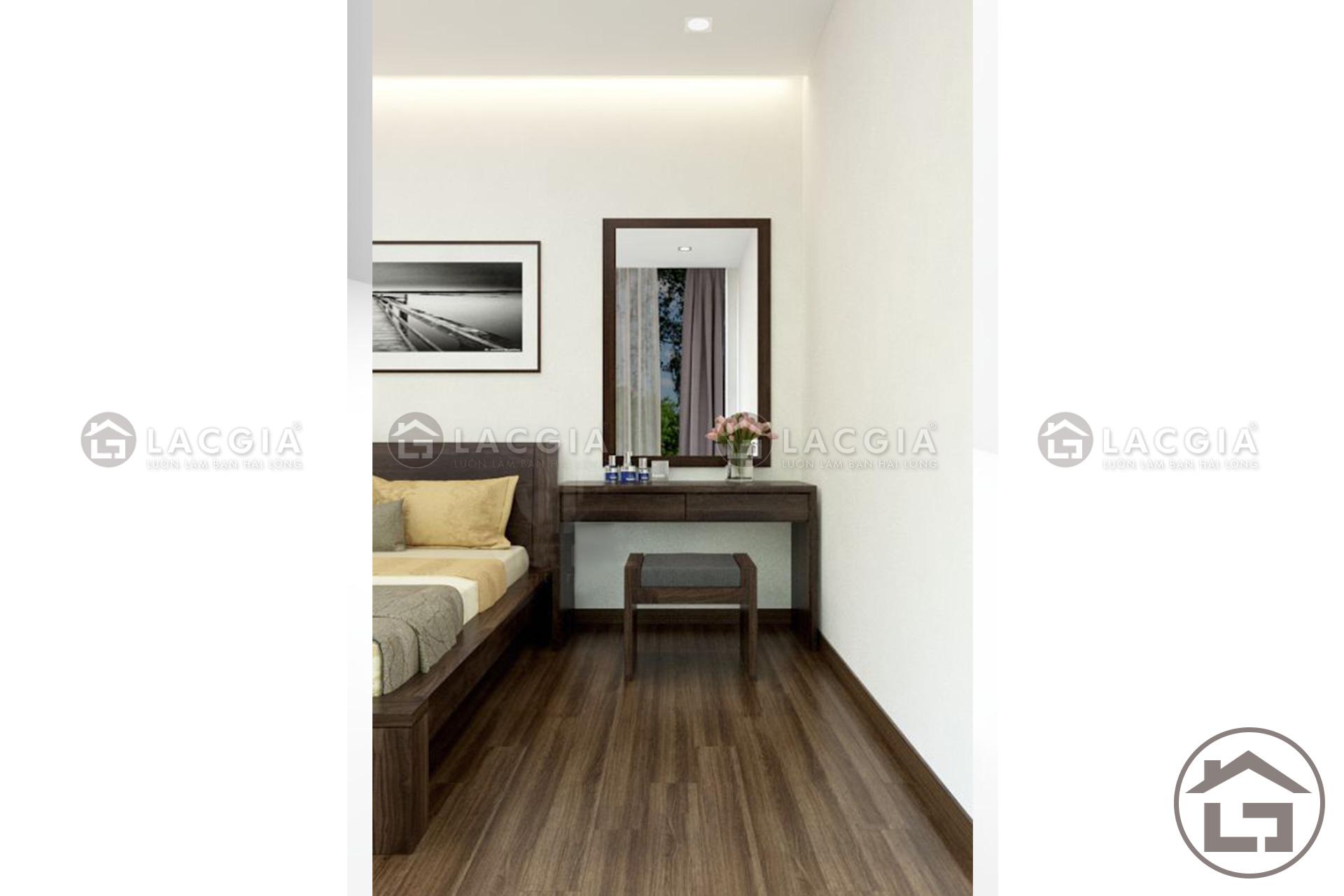 Chọn chất liệu gỗ bàn trang điểm gỗ phù hợp