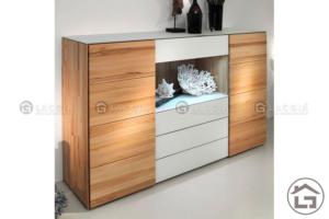 ke rang tri 07 300x200 - Tủ trang trí đẹp phòng khách TTT07