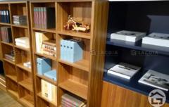 ke trang tri 09 240x152 - Tủ trang trí gỗ TTT09