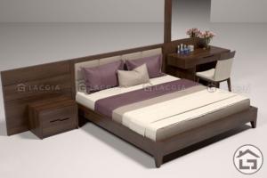 Giường ngủ đẹp cho nội thất phòng ngủ