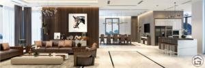 phong khach noi that lac gia hiendai 300x100 - Thiết kế thi công nội thất tại các tỉnh thành khu vực phía Bắc