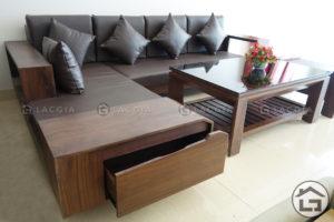 sofa go nho dep lg sf03 3 300x200 - Sofa gỗ đẹp SF03