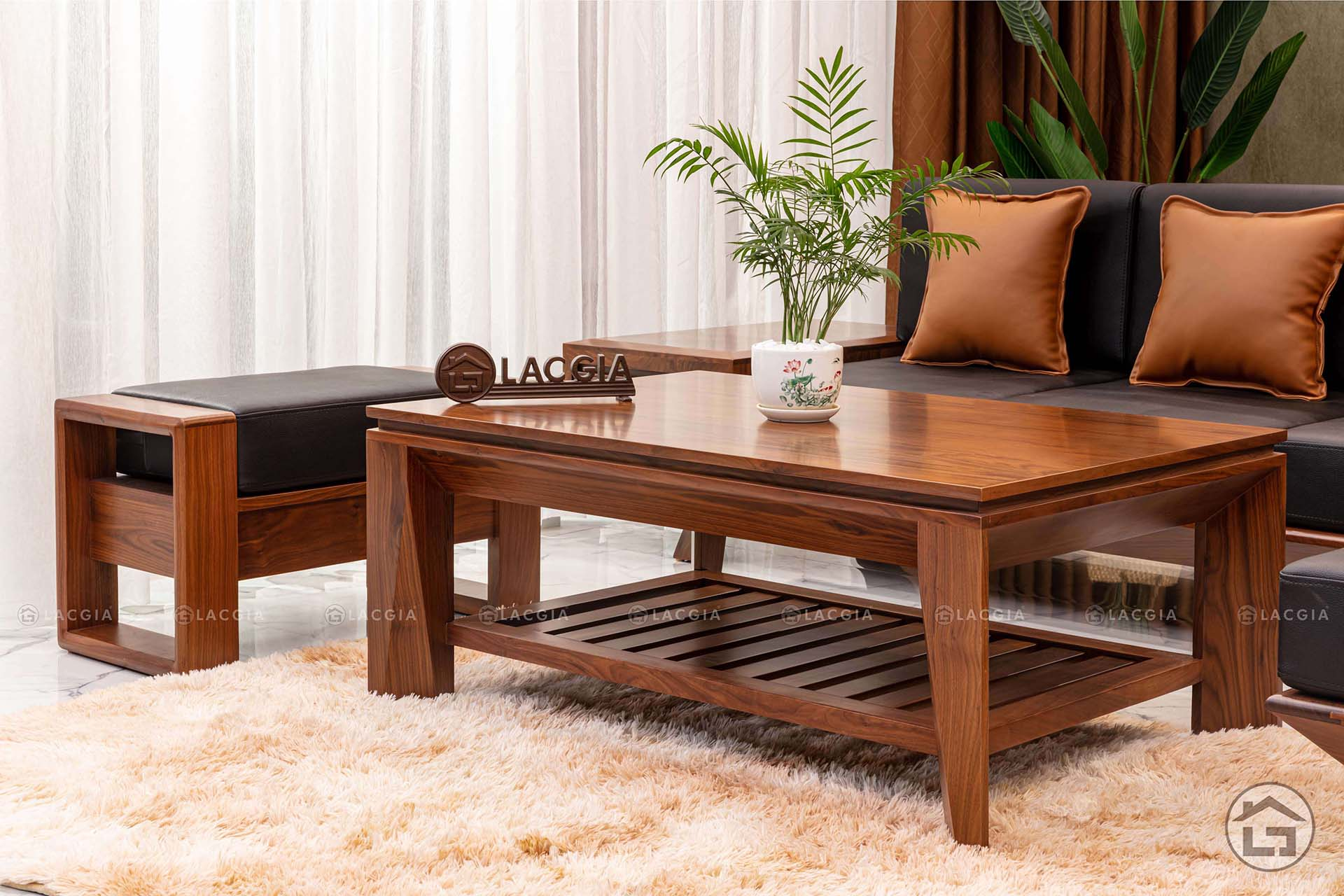 sofa go dep sf08 10 - Sofa góc có ngăn kéo SF08