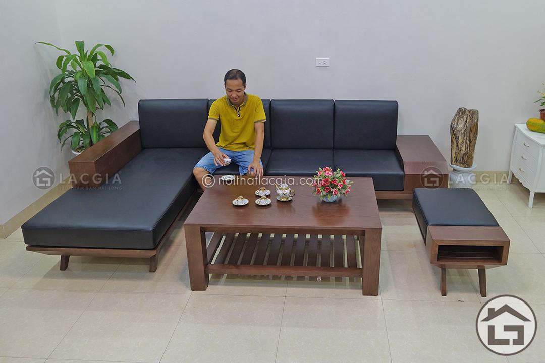 Thiết kế bàn ghế gỗ, sofa gỗ tự nhiên, gỗ công nghiệp giá tốt