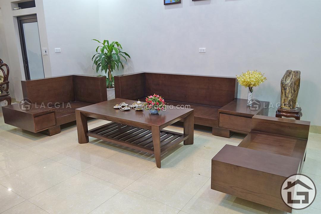 ban ghe sofa go dep SF06 5 - Sofa gỗ đẹp SF06