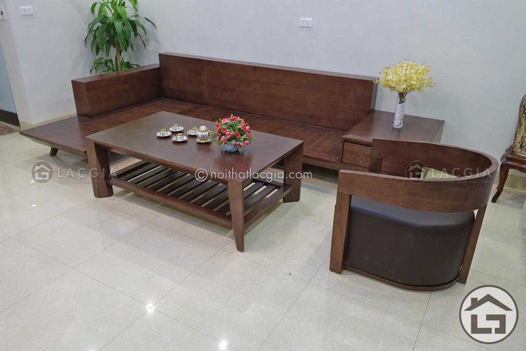 sofa go dep gia tot tai xuong SF11 5 - Sofa gỗ cao cấp SF11