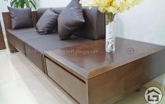 Sofa gỗ hiện đại SF07
