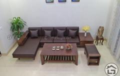 Sofa gỗ đẹp cho phòng khách