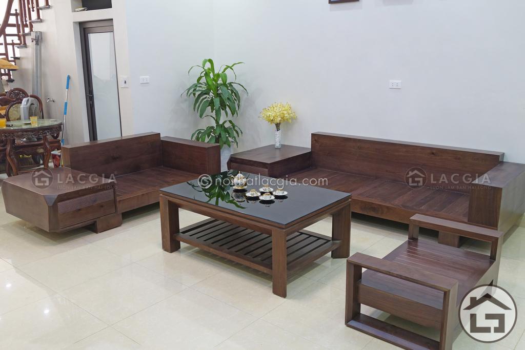 sofa go cho khong gian phong khach dep SF12 34 1024x683 - Sofa gỗ cao cấp SF12