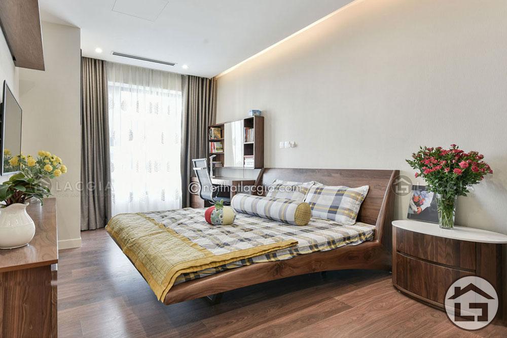 Chọn lựa giường ngủ gỗ đón tết theo kiểu dáng độc đáo