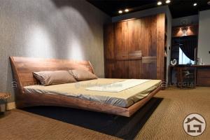 Giường ngủ gỗ cao cấp GN15