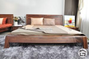 giuong ngu go dep GN13 1 300x200 - Giường ngủ gỗ - 4 thông tin cần thiết để có không gian ấm cúng