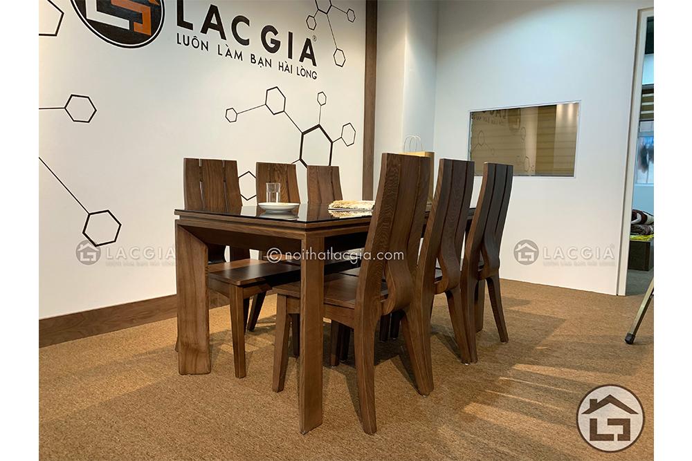 5 1 - Bí quyết lựa chọn bàn ăn gỗ hiện đại hợp với gia chủ mệnh Kim