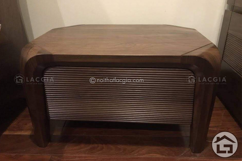 Tab đầu giường gỗ đẹp, hiện đại
