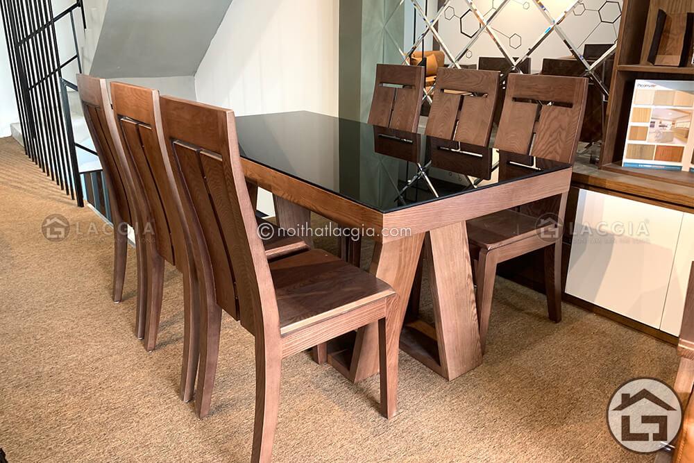 Cách lựa chọn và sắp xếp bàn ăn hợp phong thủy cho người mệnh Thủy - Ảnh 4