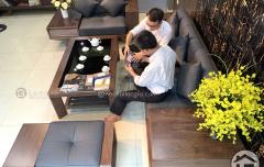 Sofa gỗ đẹp tại Nội Thất Lạc GIa