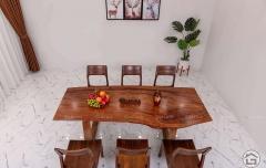 Bàn ăn gỗ hiện đại BA15, bán chạy nhất thị trường