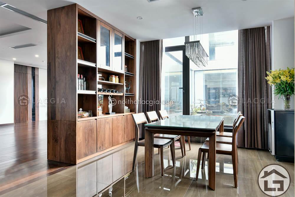 chon ban an dep 2 - Bí quyết chọn bộ bàn ăn đẹp phù hợp với không gian nhà bếp