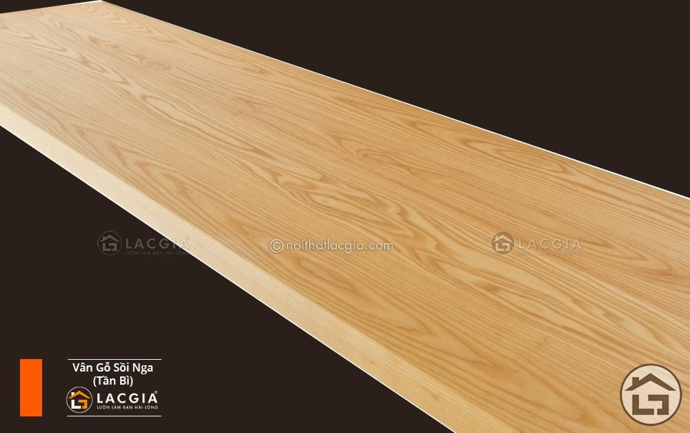 Sofa gỗ sồi nga, vẻ đẹp không thể chối từ