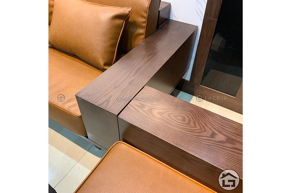 sofa cao cap sf19 3 - Sofa gỗ đẳng cấp SF19