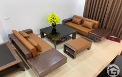 sofa gỗ cao cấp, sofa gỗ hiện đại