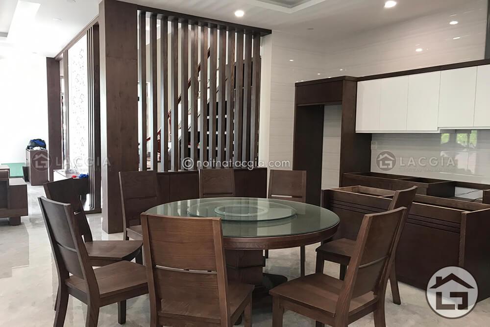 Thiet ke va thi cong noi that biet thu cao cap anh Minh Mong Cai 3 - Thiết kế và thi công nội thất biệt thự đẹp sang trọng và hiện đại