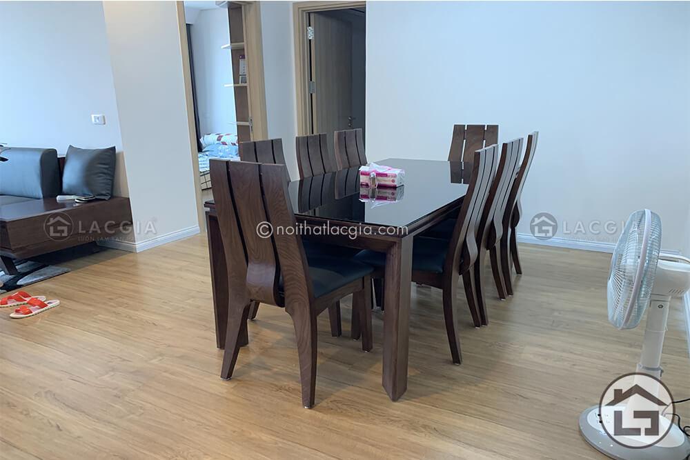 Thiết kế và thi công nội thất cho chung cư cao cấp nhà chị Hằng4