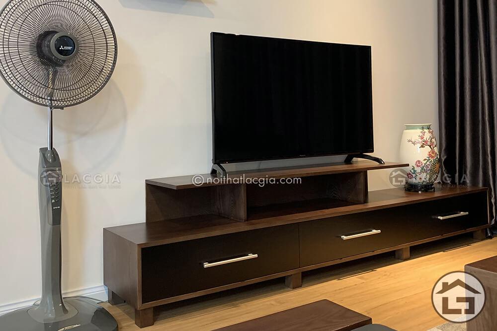 Thiết kế và thi công nội thất cho chung cư cao cấp nhà chị Hằng 9