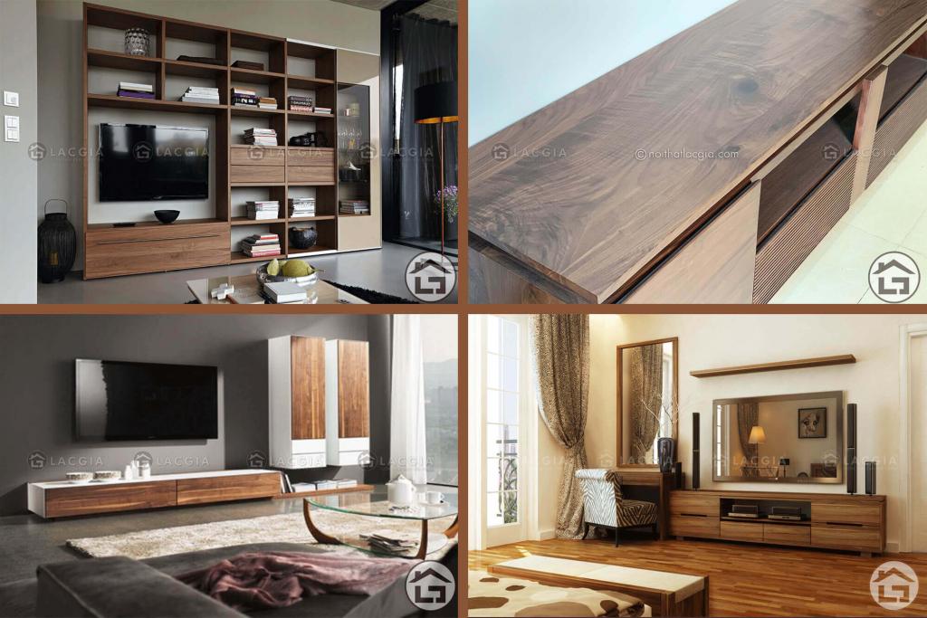 ke tivi go 1024x683 - Tiết lộ xu hướng thiết kế nội thất cho năm 2020
