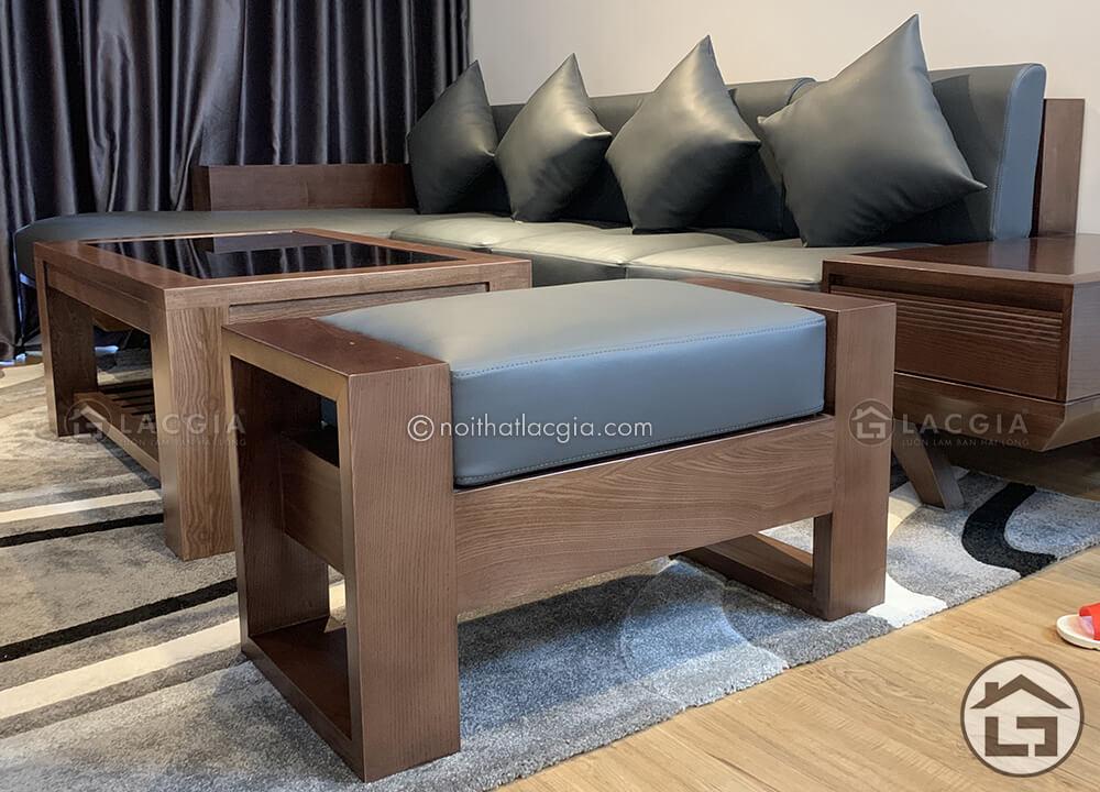 Thiết kế và thi công nội thất cho chung cư cao cấp nhà chị Hằng 3
