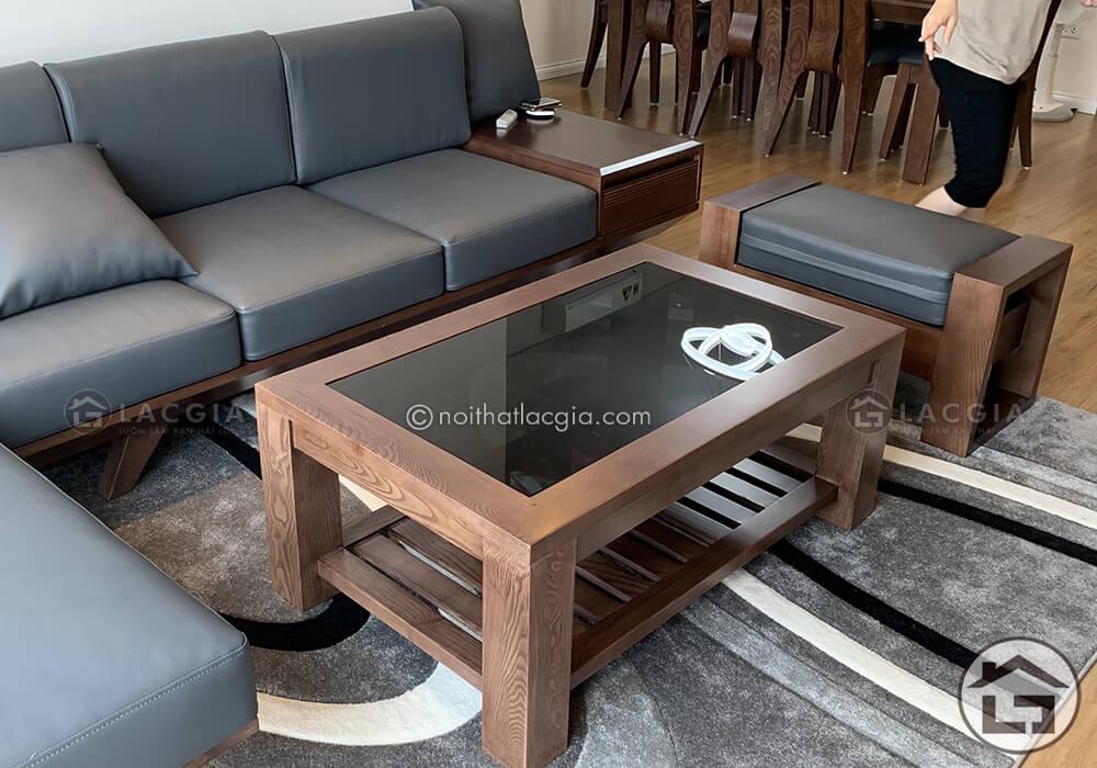 Thiết kế và thi công nội thất cho chung cư cao cấp nhà chị Hằng 1