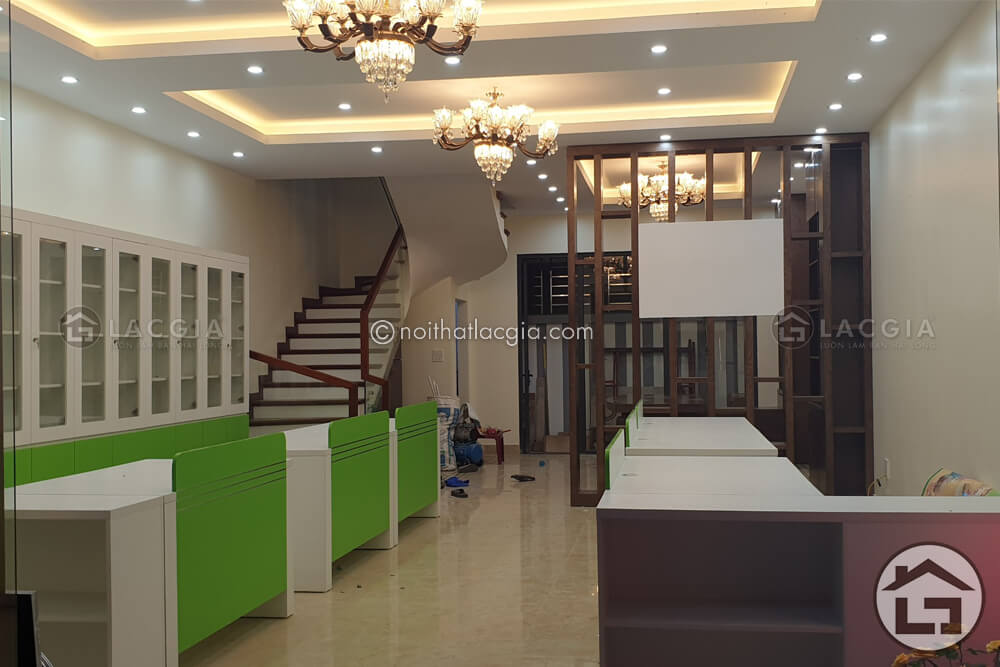 Thiết kế và thi công nội thất cho biệt thự cao cấp