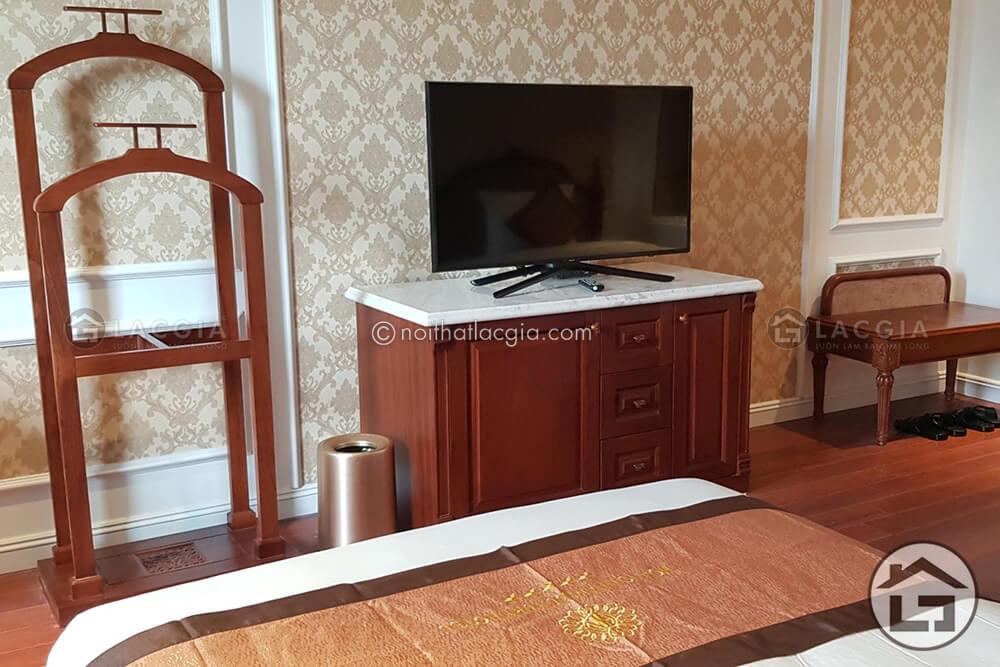 Thiết kế và thi công nội thất khách sạn Hoàng Nhâm - Ảnh 9