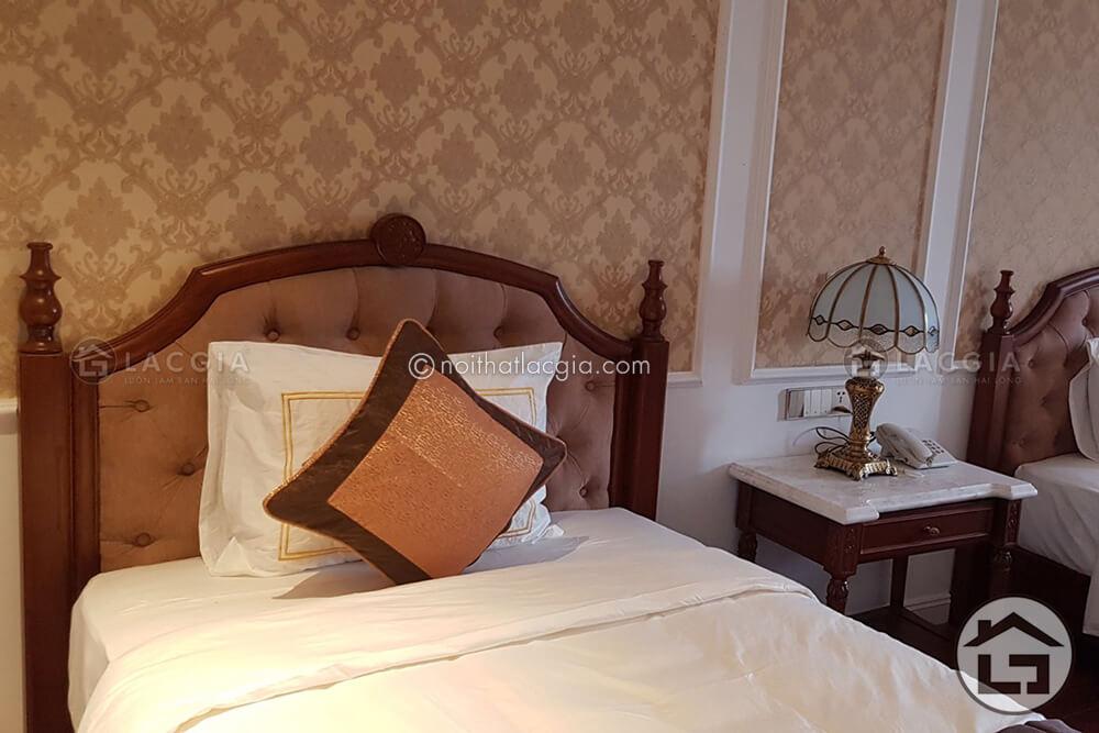 Thiết kế và thi công nội thất khách sạn Hoàng Nhâm - Ảnh 11