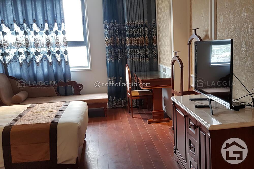 Thiết kế và thi công nội thất khách sạn Hoàng Nhâm - Ảnh 3