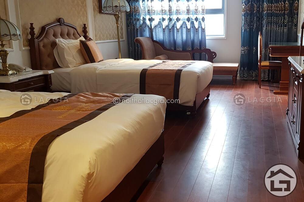 Thiết kế và thi công nội thất khách sạn Hoàng Nhâm - Ảnh 5