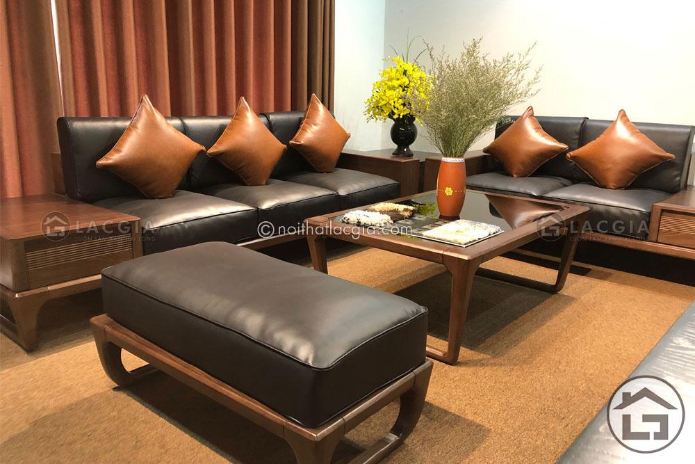 sofa go cao cap sf26 1 6 - Sofa gỗ cao cấp SF26